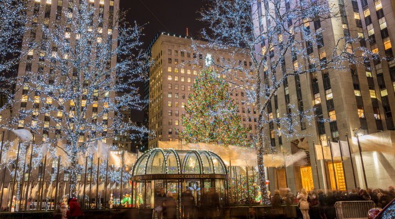 A Wall Street Christmas Party Story